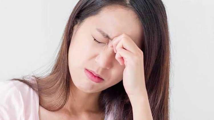 Phương pháp massage bấm huyệt khi bị nhức đầu